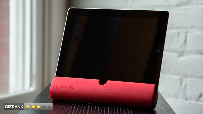 Zooka Wireless Speaker Bar Review: Give the iPad's Tinny Audio a Tiny Boost