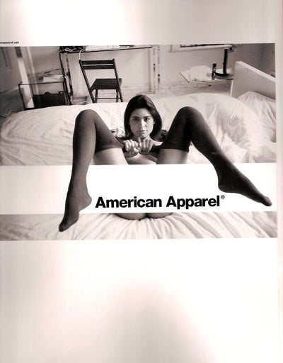 "American Apparel Losing More Money; Knock-Offs Are ""Scary,"" Says Fashion"