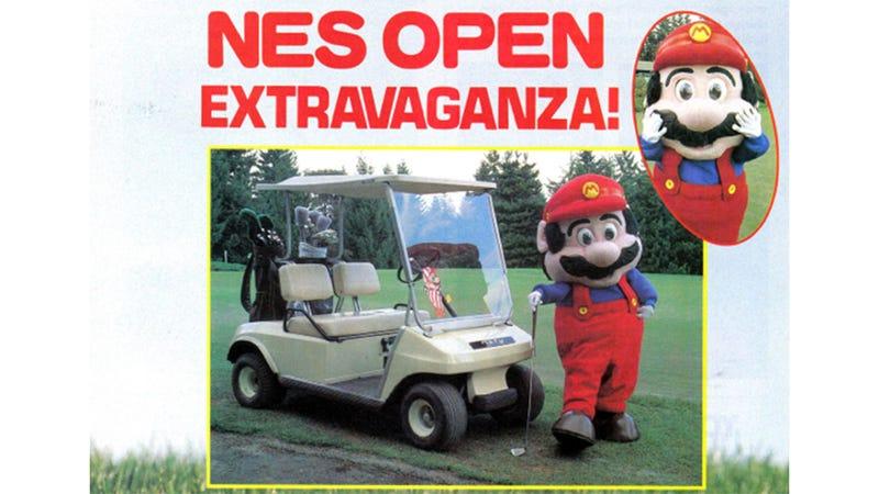Mario's First Kart Was, Well, a Little Crap