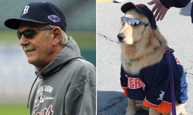 Here Is A Dog That Looks Like Jim Leyland