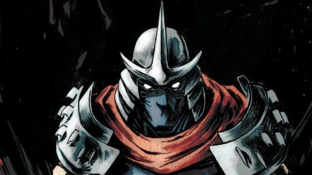A sneak peek of the next issue of Teenage Mutant Ninja Turtles