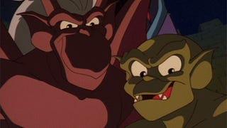 Gargoyles Movie trailer
