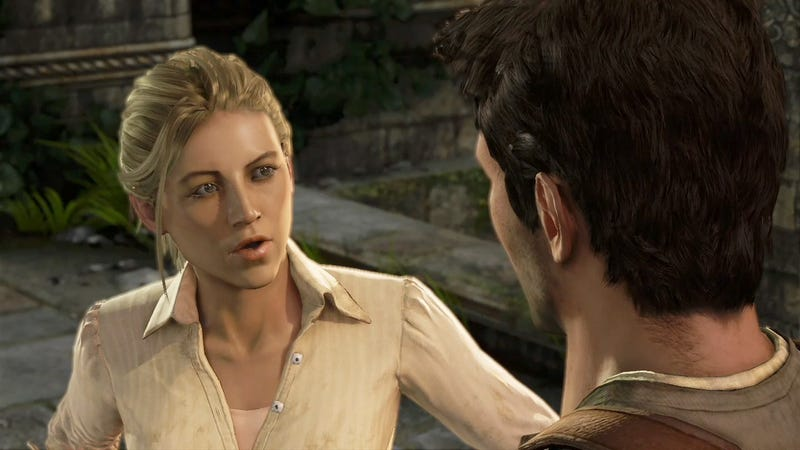 Uncharted Writer Originally Wanted Chloe Frazer's Voice for Elena Fisher