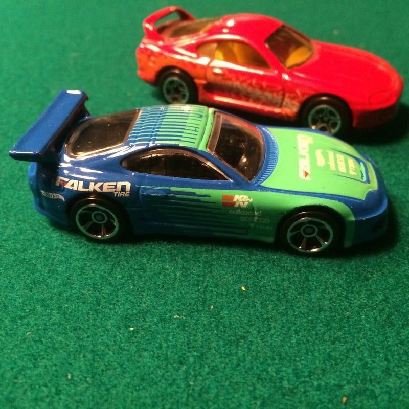 LaLD Battle: Toyota Supra