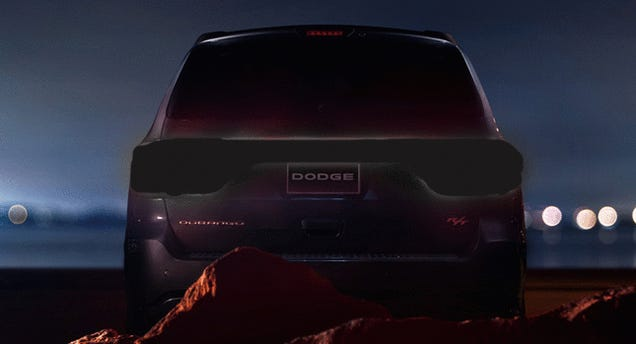 Dodge responds to teaser-haters