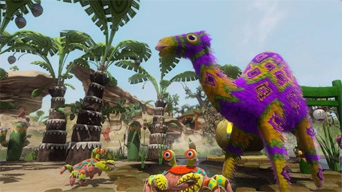 Viva Piñata: Trouble In Paradise Review: Maximum Candiosity