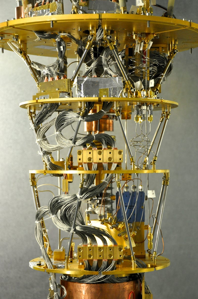 ​What will NASA be doing with its new quantum computer?
