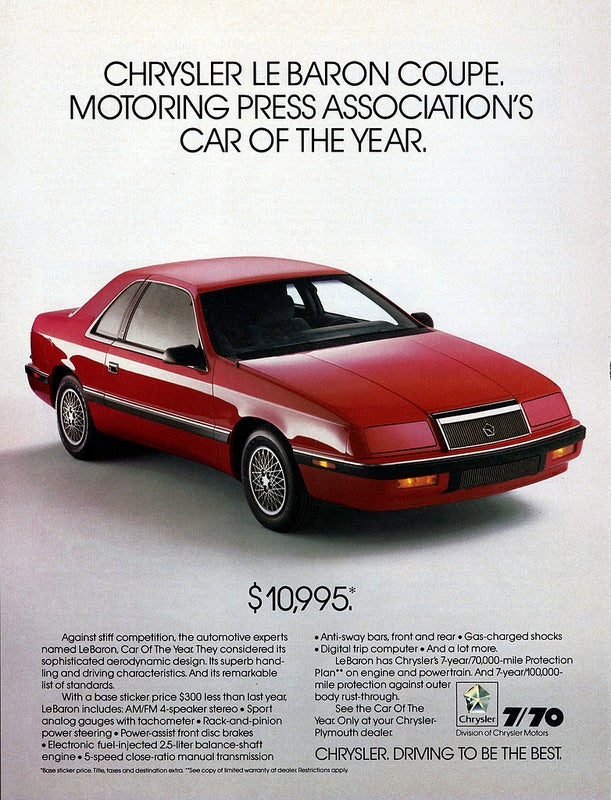 What's The Worst Award-Winning Car?