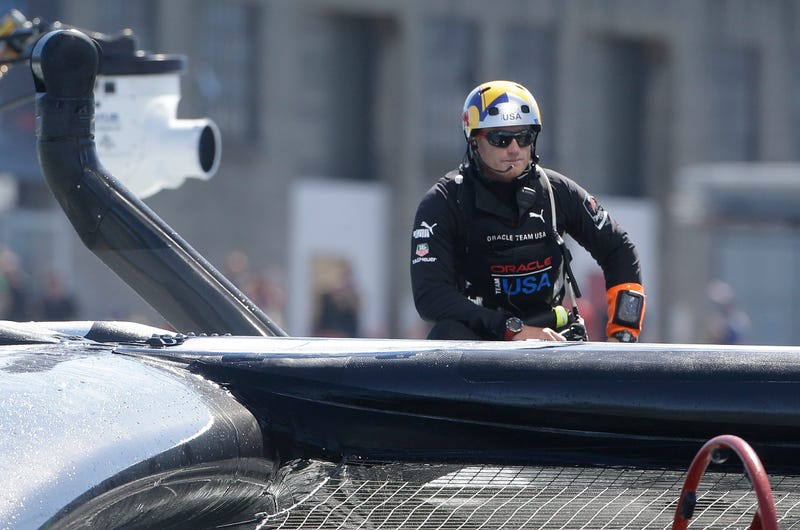 Come Chat With America's Cup-Winning Skipper Jimmy Spithill