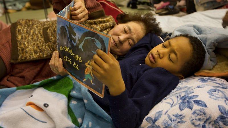 Tohoku Quake Refuge Kids Want Video Games