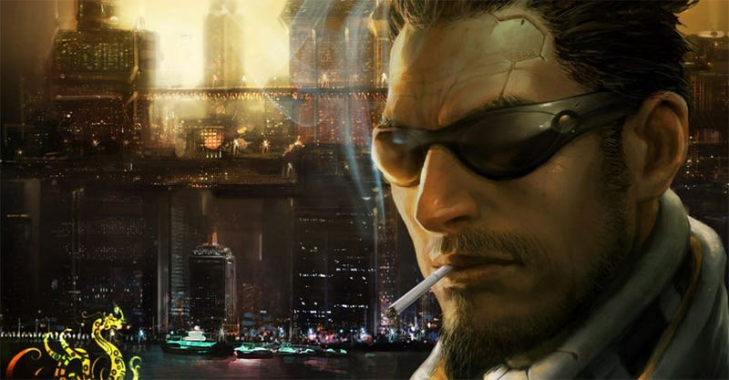 Fuel Your Preconceptions With This Deus Ex 3 Concept Art