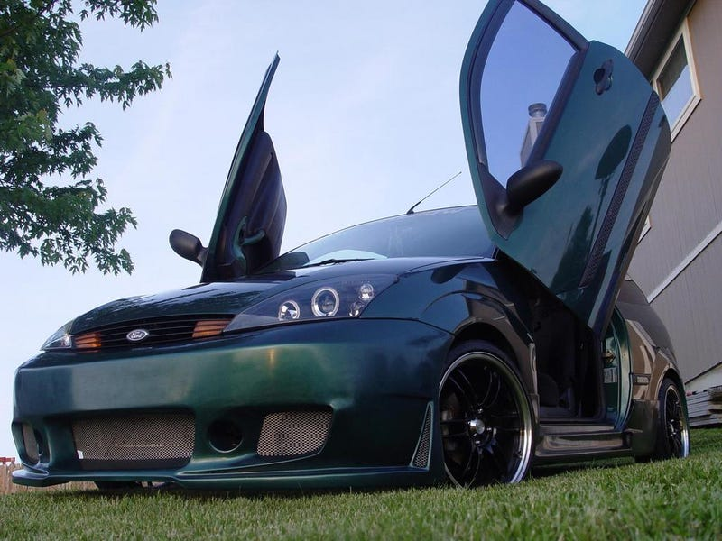 The Ten Most Dated Car Mods