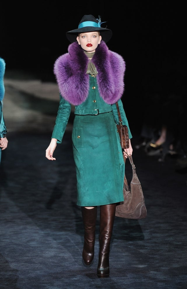 Gucci Wants To Take You Dancing At Studio 54 This Fall