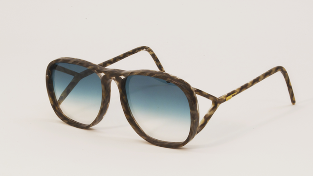 These Glasses Were Made with Human Hair