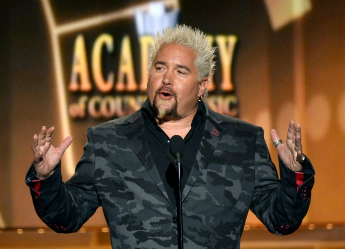 Eater Creates Guy Fieri Flavortown Dish Generator and It Is Wondrous