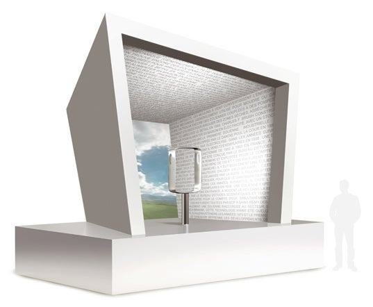 Democratic Ecology: Philippe Starck's Cheap Designer Wind Turbine For Your Home