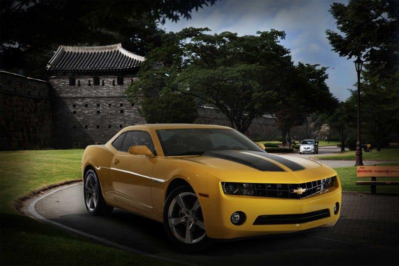 Daewoo Is Dead, Long Live Chevrolet