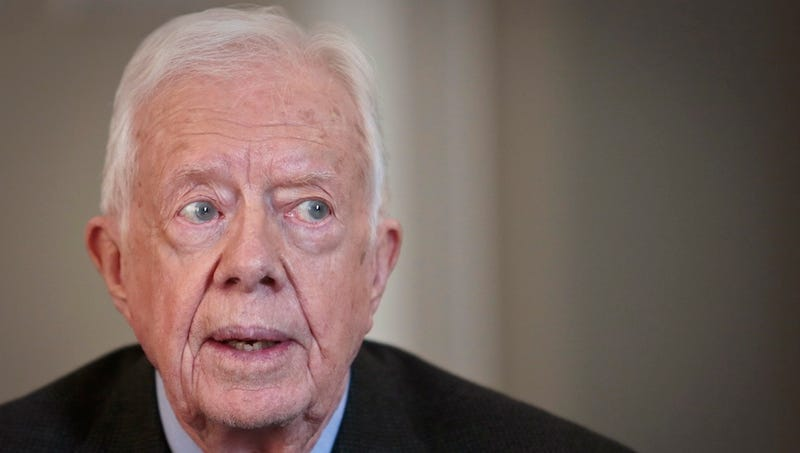 Jimmy Carter Is As Paranoid As Your Grandfather