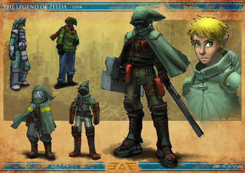 Zelda's Post-Apocalyptic Future Is Dangerous. Take This.