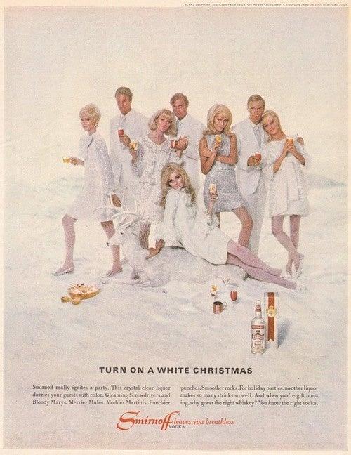 Vintage Ads, Courtesy Of Sterling Cooper