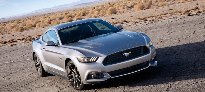 The 2015 Ford Mustang Will Start At $24,425