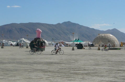 The 8 types of Burning Man attendees, according to Jonathan Grubb