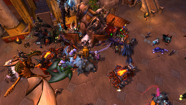 The Ten Best Things In World of Warcraft During Christmas