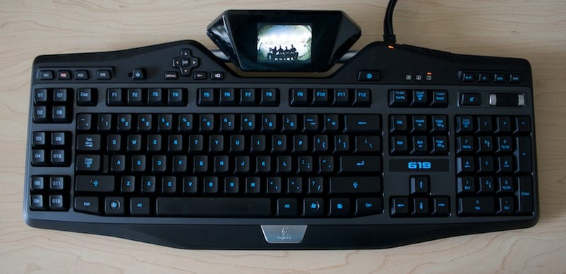 Logitech G19 Keyboard Review