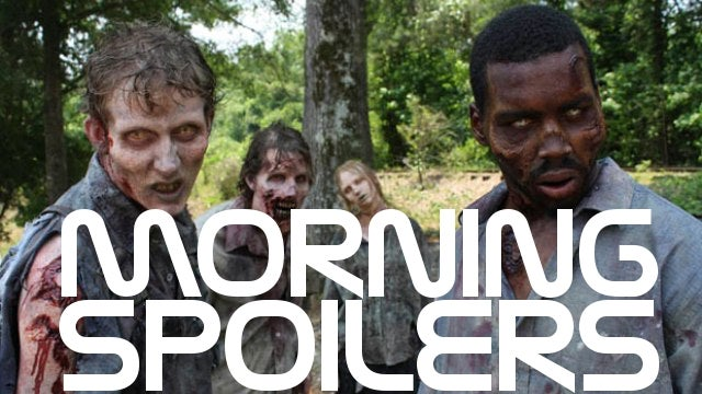 What's next on The Walking Dead? Plus a Breaking Bad star joins CBS's Under the Dome!