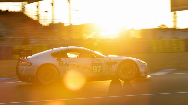 ​Solar Power Will Cool Aston Martin Racers