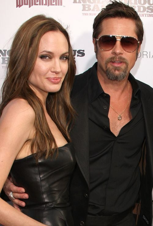 Brad & Angelina Are Not Splitting; Johnny Depp Is Not Dead