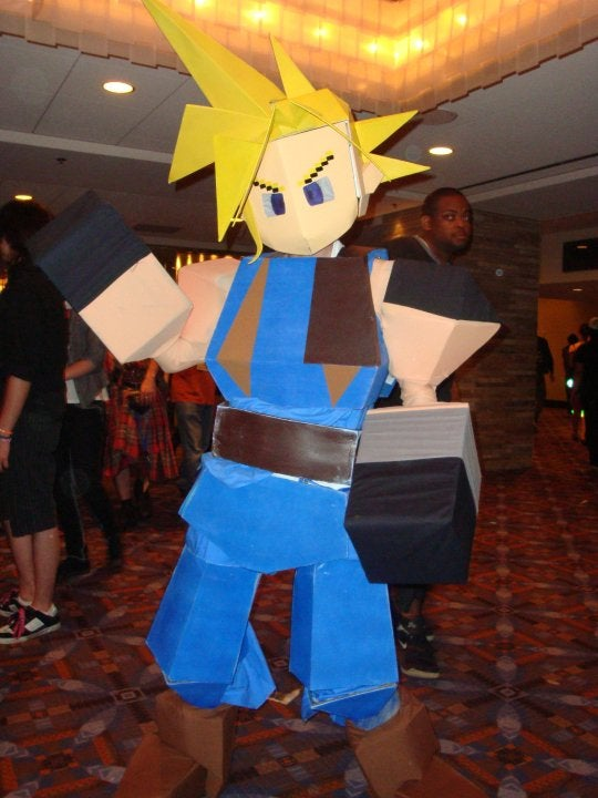 Yes, This Is The Best Final Fantasy VII Cosplay