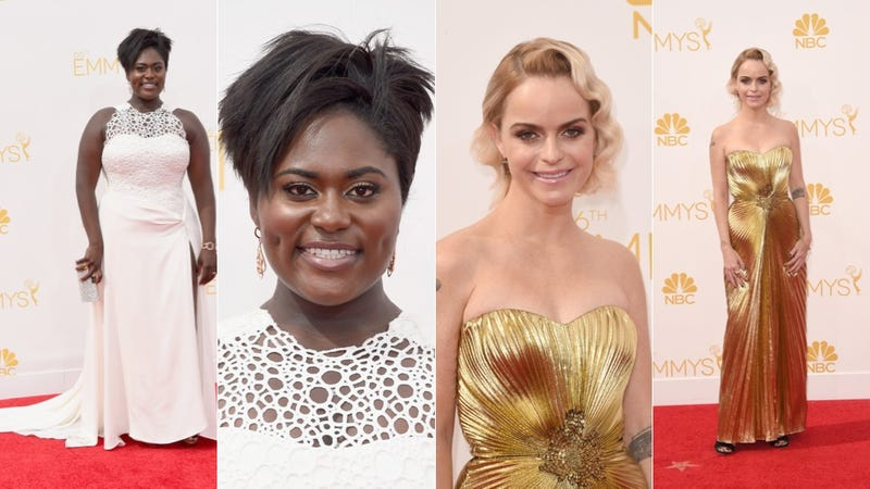 All the Sparkly, Slinky and Ridiculous Looks at the Emmys Red Carpet