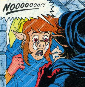 Zelda Was A Badass In This Classic Nintendo Comic
