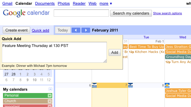 From the Tips Box: Calendar Time Zones, Nested Labels, and Terminal Autocomplete