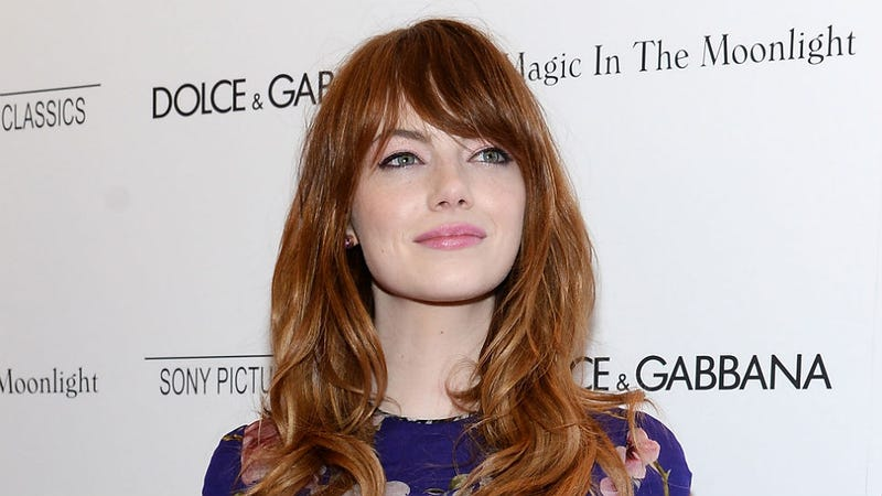 Emma Stone Aims to Bounce Back from That Woody Allen Movie Soon