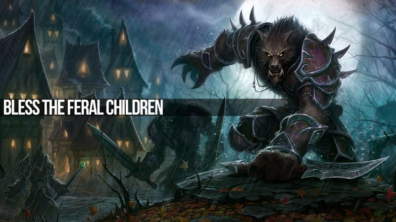 Mother Says World of Warcraft Turned Her Child Into Aggressive School-Skipping Hunchback