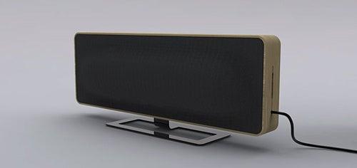 This Isn't a Speaker, It's an Air Purifier