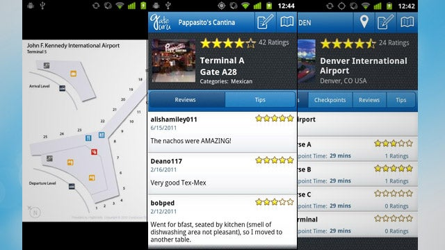 GateGuru Brings Airport Terminal Reviews and Listings to Android
