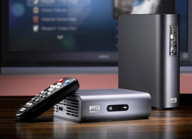 WD TV Live Plus HD Media Player Adds Netflix To Its Arsenal