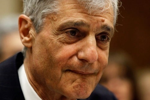 Wall Street Honcho Bob Rubin 'Cuddled' During the Financial Crisis