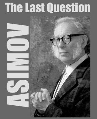 Is The Universe The Creation Of Asimov's Bored Robot?