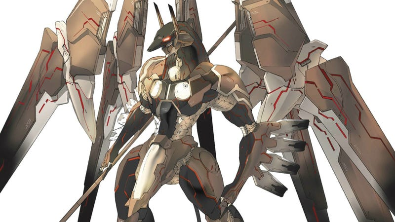 Why You're Not Getting a New Zone of the Enders Anytime Soon