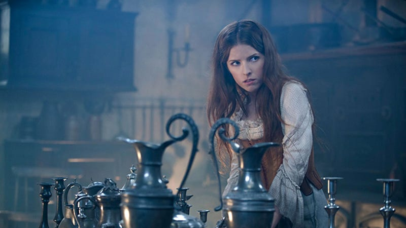 The First Into the Woods Trailer Is Not Encouraging