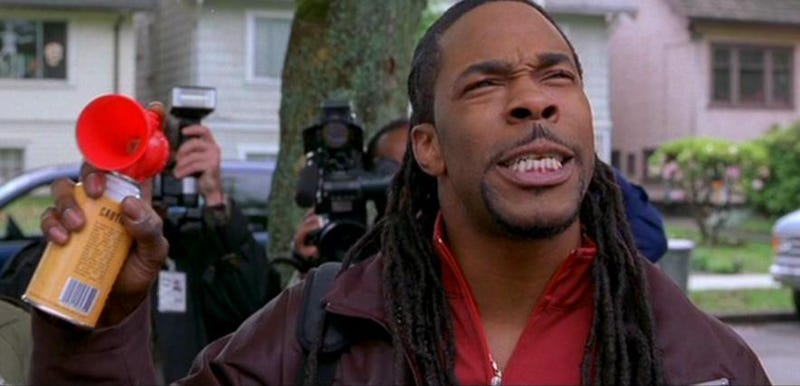 A Busta Rhymes Superhero Sitcom Script Exists Somewhere in the World
