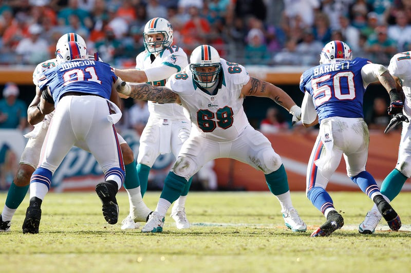 Report: Richie Incognito Suspended Indefinitely In Harassment Incident