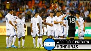 Honduras Don't Stand A Chance, But They Won't Play Like It
