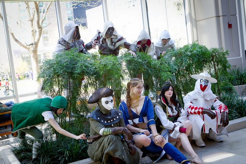 Cosplayers Are Passionate, Talented Folks. But There's A Darker Side To This Community, Too.