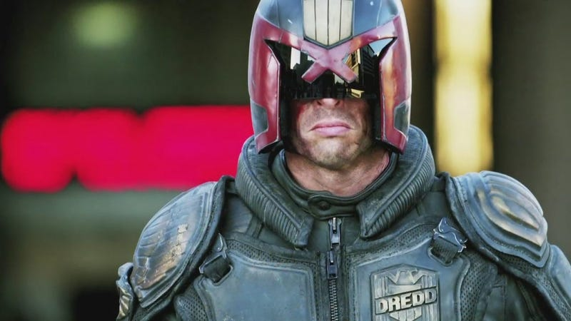 New Stills from Dredd!