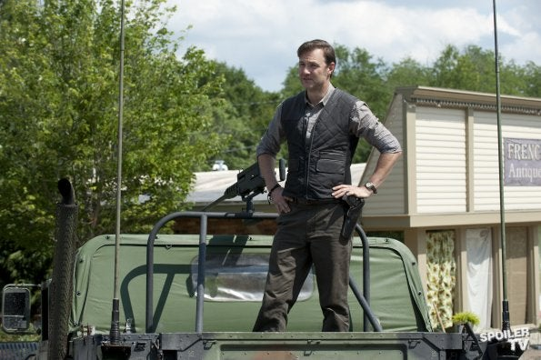 The Walking Dead - 3x03 Promo Photos